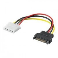"câble PC interne 5.25 ""jack prise SATA"