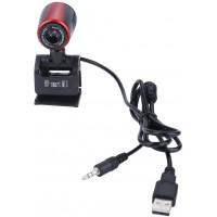 Webcam HD, Webcam 1080P HD USB Webcam Horizontale avec Webcam Rotative à 360 , Webcam 16MP HD avec Microphone Numérique pour Ord
