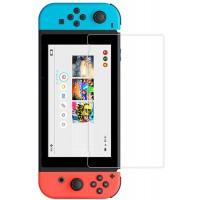 Lot de 3 Films protecteurs d'écran en Verre trempé pour Nintendo Switch 2017 Transparent HD Transparent et Anti-Rayures