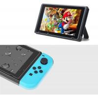 Verre Trempe pour Nintendo Switch [Pack de 2] Film Protection Resistant Vitre Protecteur Anti Rayure