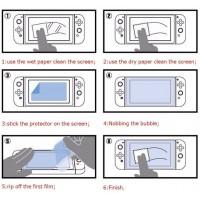 Film de protection pour Nintendo Switch - protection d'écran en verre trempé FO