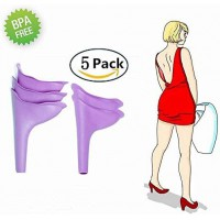 Urinoir pour femme, appareil durination féminine, entonnoir pour femme, camping, randonnée, festivals, appareil durination anti-