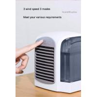 Refroidisseur d'air, Petit Climatiseur Refroidi par Eau, Mini Refroidisseur d'air, Ventilateur De Climatisation Domestique, Refr
