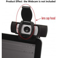 Webcam obturateur protège Le Bouchon d'objectif Capuchon pour Logitech HD Pro C920 C922 C930e