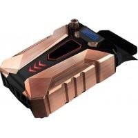 Refroidisseur pour Ordinateur Portable Ordinateur Portable en métal - Le Plus Puissant - Aspirateur à air USB pour Un Refroidiss