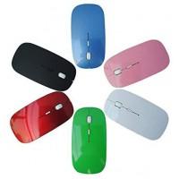 Accessoires Souris - Souris sans Fil 2,4 GHz USB défilement Optique sans Fil pour Ordinateur Portable PC Ordinateur sans Fil PC