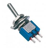 Interrupteur à bascule 3p 125V 3A