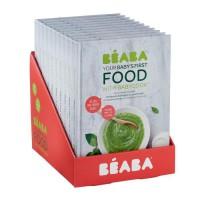 BEABA Livre Mes Premiers repas avec Babycook - Version ENG