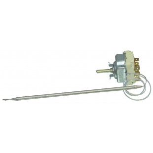 Thermostat 30-90°C 3-Pole