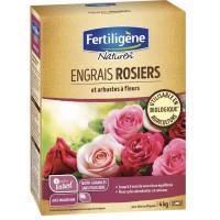 NATUREN Engrais Rosiers et Arbustes a Fleurs - 4 kg
