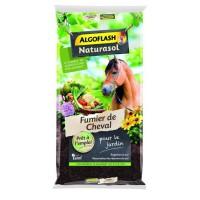 ALGOFLASH NATURASOL Fumier de cheval - 15kg