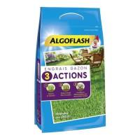 ALGOFLASH Engrais Gazon 3 Actions - 10 kg