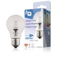Lampe halogène 42W E27 GLS classique 630lm 2800K