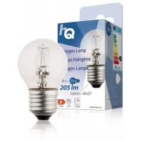 Lampe halogène boule E27 18W 205lm 2800K