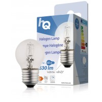 Lampe halogène boule E27 42W 630lm 2800K