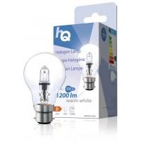 Lampe halogène GLS classique B22 70W 1200lm 2800K