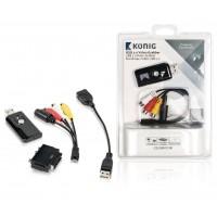 Numériseur vidéo USB 2.0