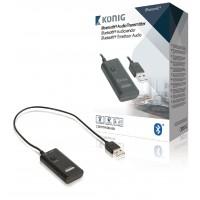 Émetteur audio avec technologie sans fil Bluetooth pour écouteurs