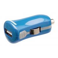 Chargeur USB A femelle pour USB pour voiture – connecteur bleu 12 V pour voiture