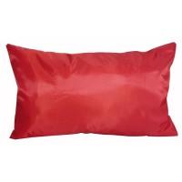 COTTON WOOD Coussin Sunny - 30 x 50 cm - Rouge