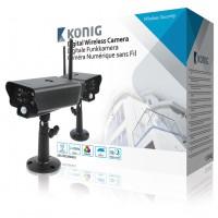 Caméra numérique sans fil 2,4 GHz pour système SEC-TRANS60