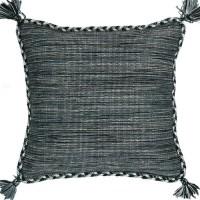 Coussin Sahara - 45 x 45 cm - Gris