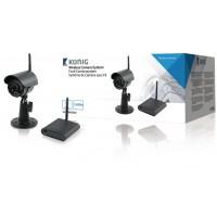 Système de caméra sans fil 5,8 GHz