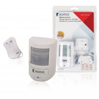 Alarme de sécurité avec détecteur de mouvement