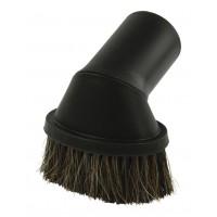 Brosse à épousseter à poils naturels à diameter. de 35 à 30 mm