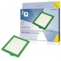 Micro-filtre à cadre vert Electrolux
