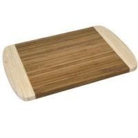 AMBIANCE NATURE - 505197 - Planche a découper bambou 1.5x1.5x6cm l 26 cm