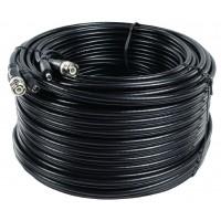 Câble de sécurité RG59 + DC power 50.0 m