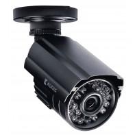 Jeu de caméras de surveillance avec enregistrement équipé d'une disque dur de 500 Go