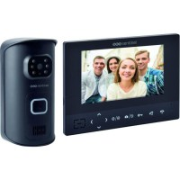 Interphone vidéo sans fil portée 200 metres