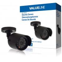Caméra de sécurité pour une surveillance intérieure et extérieure