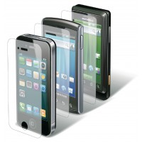 Pellicule de protection ultra transparente pour écran Samsung Galaxy S5