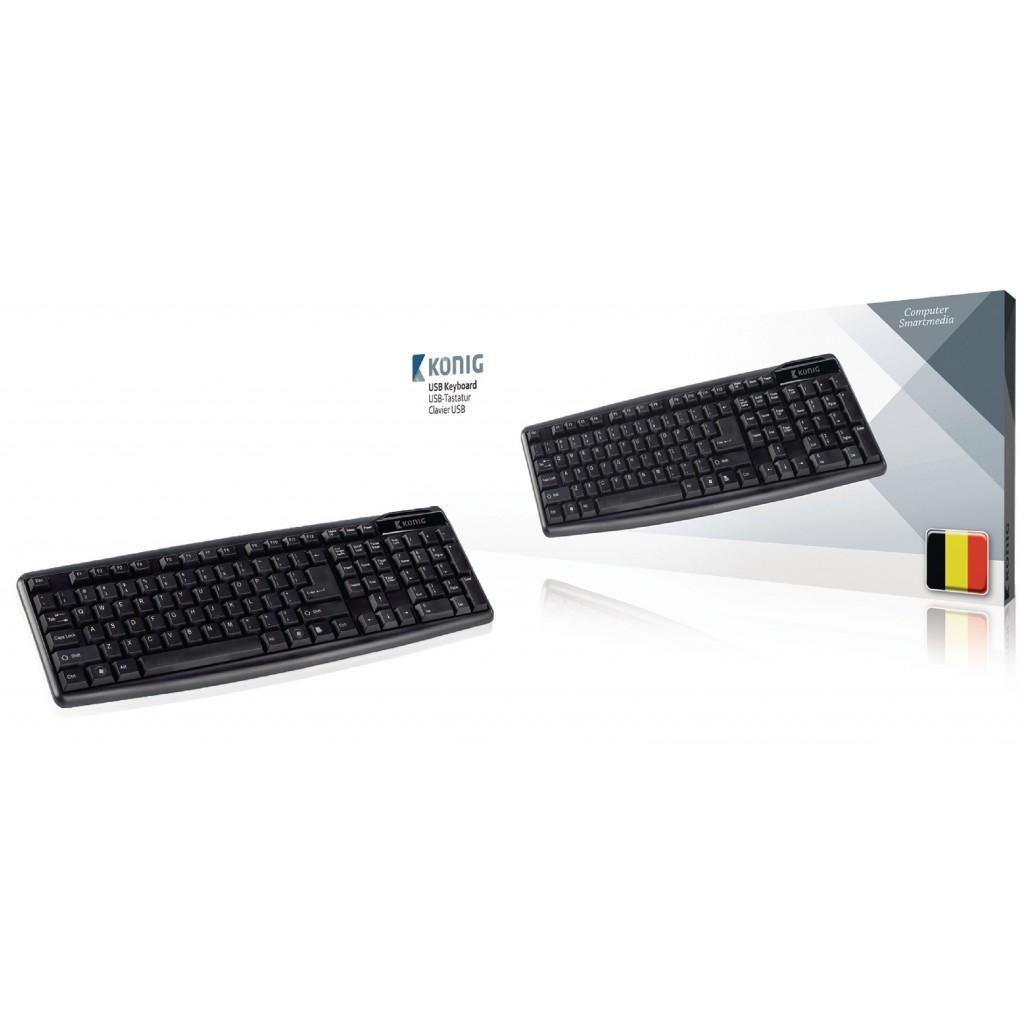 36938 clavier usb ce clavier poss de des touches claires. Black Bedroom Furniture Sets. Home Design Ideas