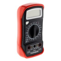 THOMSON Multimetre digital antichoc - 5 Fonctions CAT III 600V