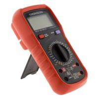 THOMSON Multimetre digital antichoc - 8 Fonctions CAT III 600V