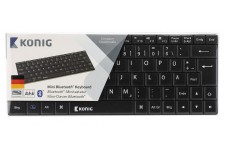 Clavier Multimédia Portatif Bluetooth
