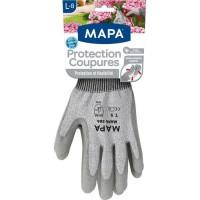 MAPA Gants de jardin - Protection coupure - T8