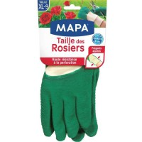 MAPA Gants de jardin - Taille des rosiers Taille XL / T9