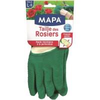 MAPA Gants de jardin - Taille des rosiers Taille L / T8