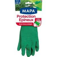 MAPA Gants de jardin - Protection des épineux - Taille M-L / T7-8