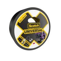 3M Toile de Réparation Universal - Noir - 50mx48mm
