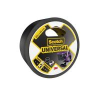 3M Toile de Réparation Universal - Noir - 25mx48mm
