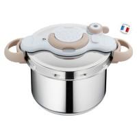 SEB P4624870 Autocuiseur Cocotte minute CLIPSOMINUT' - Capacité 7,5L - Acier inoxydable recyclable a 90 % - Fabriqué en France