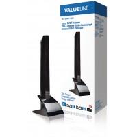 Antenne d'intérieur DVB-T Compacte 15dB