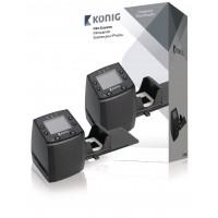 Scanner pour photos avec LCD 5 méga pixels