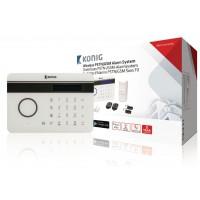Système d'alarme PSTN/GSM sans fil